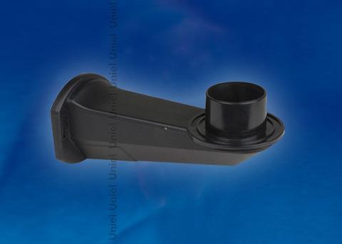 UFP-C23BN-190 BLACK Кронштейн для садово-парковых светильников. Тип соединения с рассеивателем - посадочный. Длина 190мм. Без патрона Е27. Материал - пластик. Цвет черный. TM Uniel