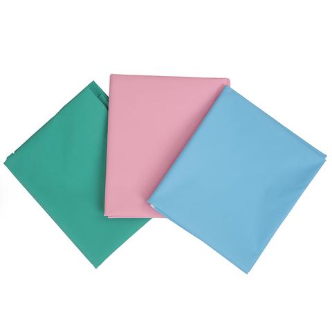 Клеенка с ПВХ покрытием без окантовки Цветная 0,7 х 1,0 м