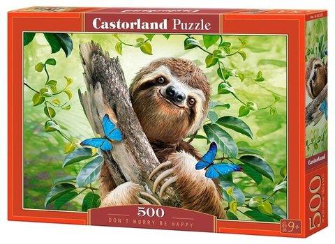 Пазлы Castor Land 500 деталей