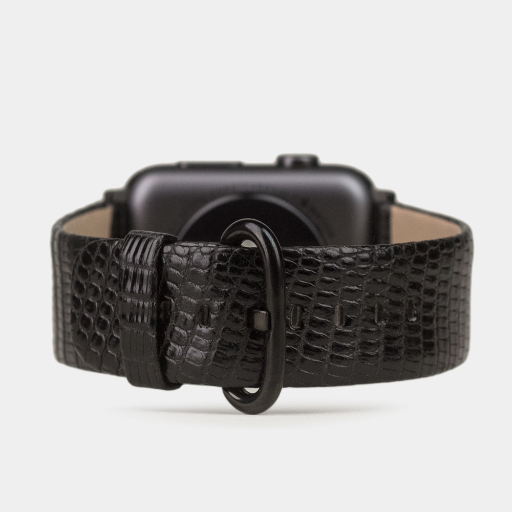 Band for AW 38/40mm — lizard black
