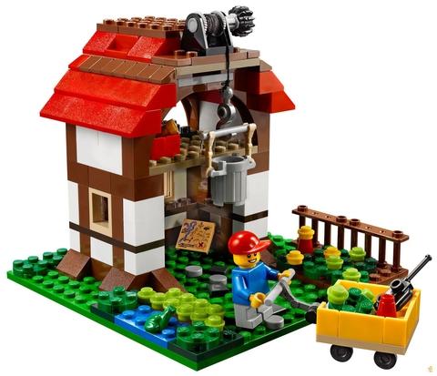 LEGO Creator: Домик на дереве 31010 — Treehouse — Лего Креатор Творец Создатель