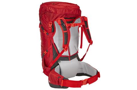 Картинка рюкзак туристический Thule Versant 70 Малиновый - 3