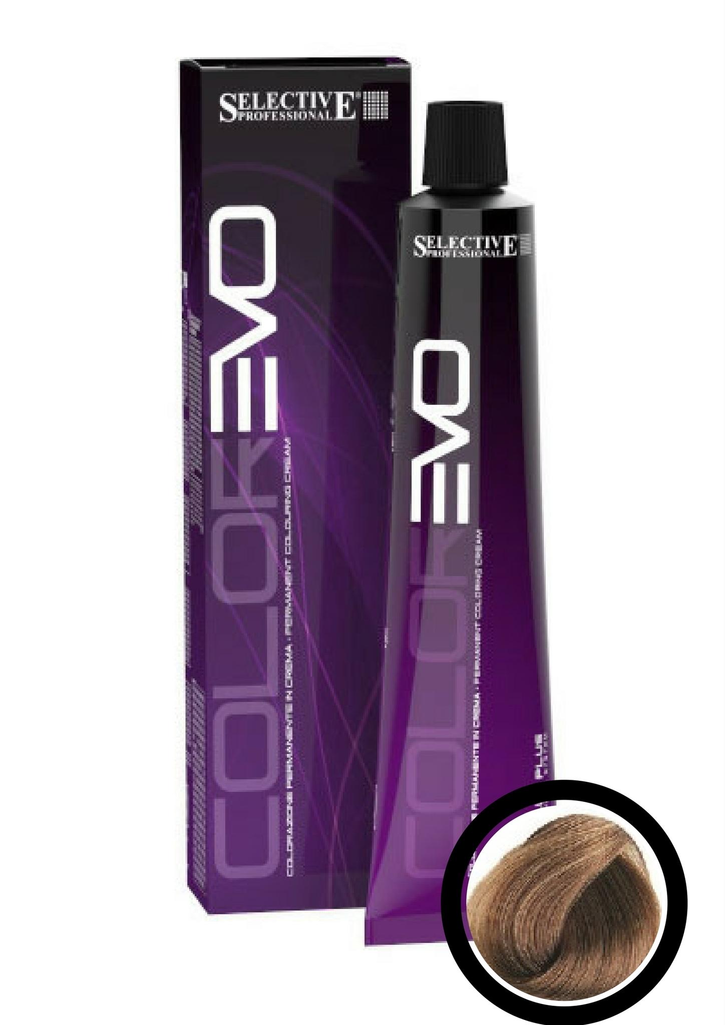 Краска для волос ColorEVO Selective 8.0 (светлый блондин), 100 мл.
