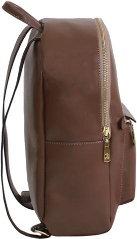 Рюкзак Bagland Linda 6 л. 299 коричневый (0014096)