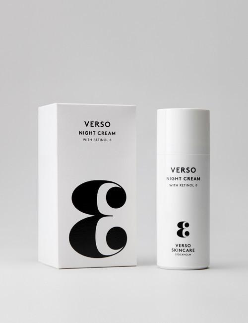 Крем ночной для лица Verso Night Cream 50 ml