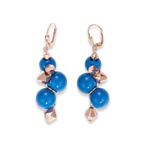 Серьги Blue 4937/20-0700