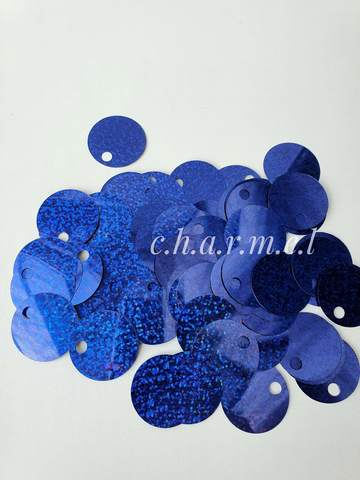 Синий Голограмма