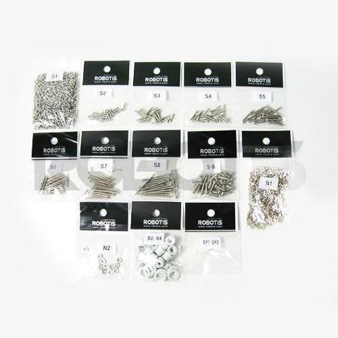 Комплект крепежных элементов Bolt Nut Set BNS-10