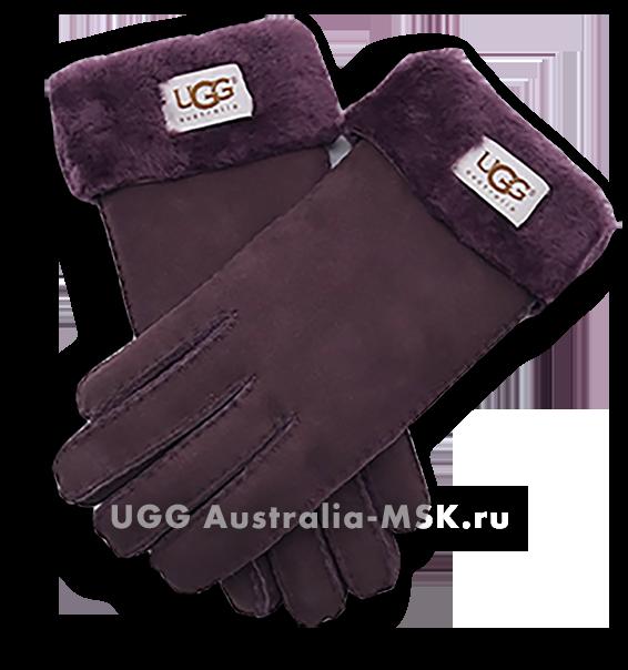 UGG Women's Glove Classic Pink Purple