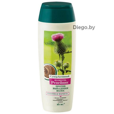 Суперактивный шампунь « Репейник » против выпадения волос , 400 мл ( Репейник против выпадения волос )