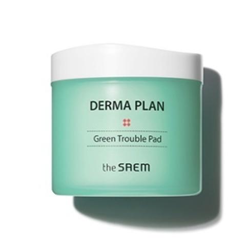 Derma Plan Green Trouble Pad