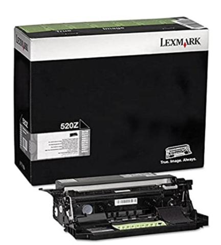Оригинальный фотобарабан Lexmark 52D0Z00 черный