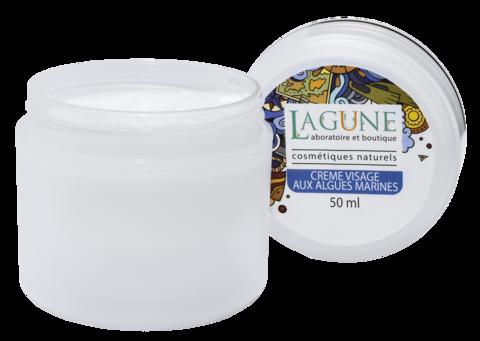 Увлажняющий крем с экстрактом водорослей / CREME VISAGE AUX ALGUES MARINES