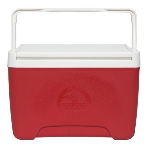 Изотермический контейнер (термобокс) Igloo Island Breeze 9 (8 л.), красный