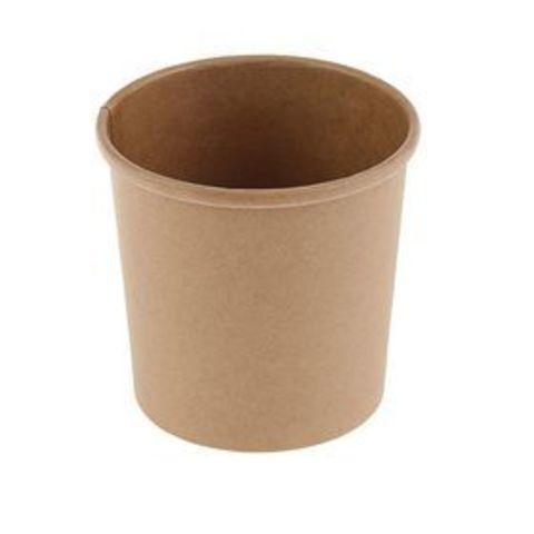 Крафт стакан супница для букетов