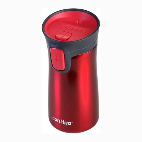 Термокружка Contigo Pinnacle (0,3 литра), красная (2095409)