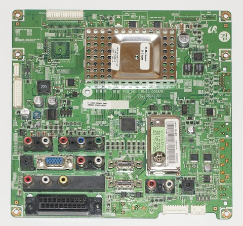 BN41-00982B BN94-02404B mainboard телевизора Samsung