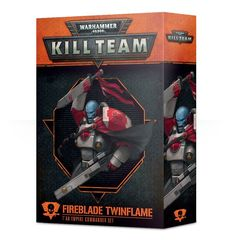 Kill Team: Fireblade Twinfire Commander set