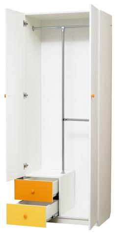 Шкаф 2-х дверный с ящиками