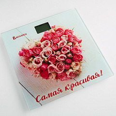 Весы  электронные напольные ВАСИЛИСА ВА-4006