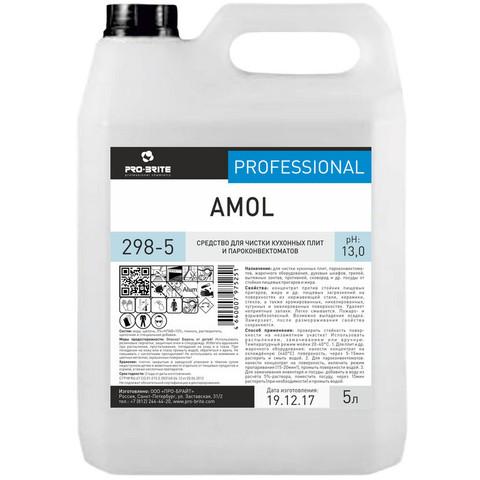 Средство для чистки грилей и духовых шкафов Pro-Brite Amol 5 л (концентрат)