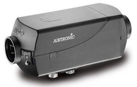 Воздушный отопитель Eberspacher AIRTRONIC D4 24В