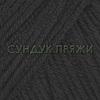 Пряжа Gazzal Baby Cotton XL 3433 (чёрный)