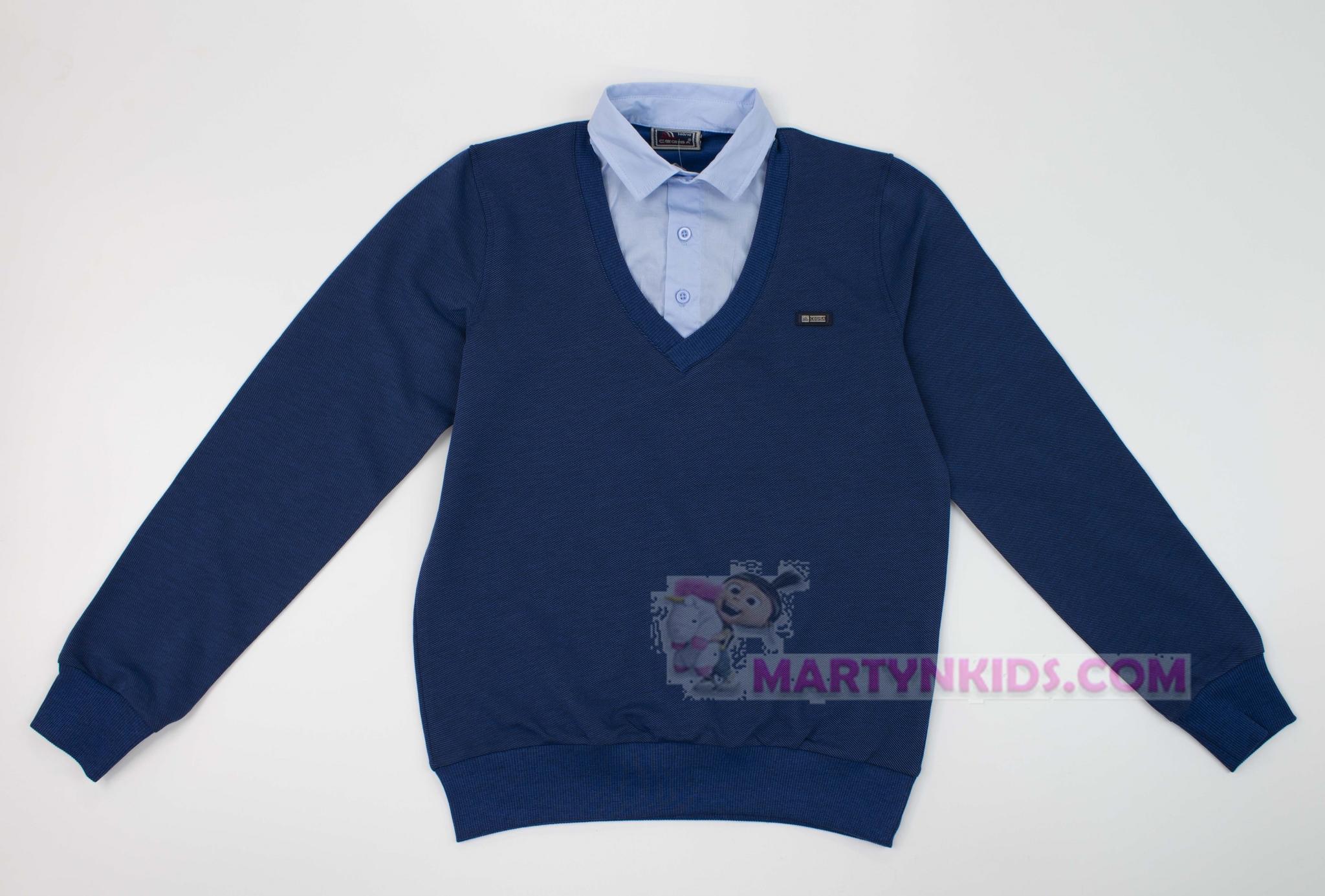 3660 джемпер рубашка обманка CEGISA мурена