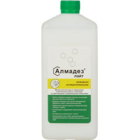Мыло антибактериальное Алмадез-Лайт 1 л