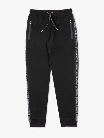 Спортивные штаны «Великоросс» чёрного цвета