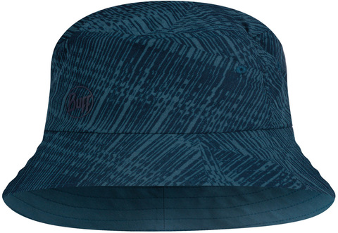 Панама ультралегкая Buff Trek Bucket Hat Keled Blue фото 1