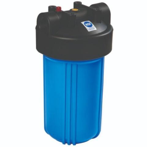 Корпус фильтра B897-BK1-PR (корпус ВВ10 синий, вход 1