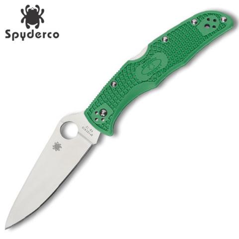 Нож Spyderco модель 10FPGR Endura 4 Green