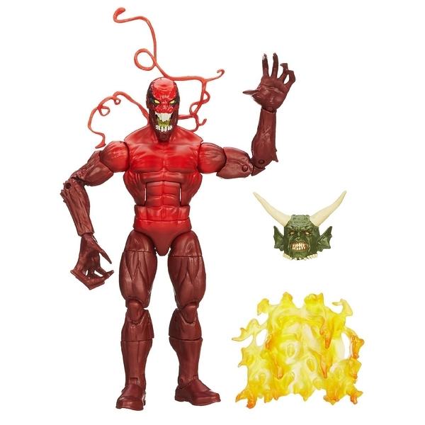 Marvel Legends Infinite — The Amazing Spider-Man 2 Symbiotes