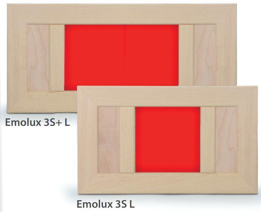 Светодиодная цветотерапия для сауны Emolux 3S L / Emolux 3S+ L, фото 2
