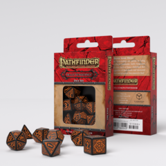 Pathfinder Hell's Vengeance Dice Set (7)