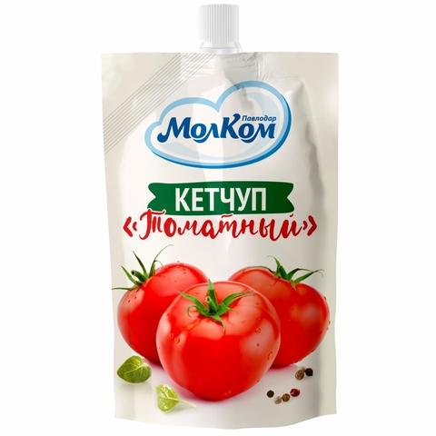 Кетчуп МолКОМ Томатный 350 г ДП КАЗАХСТАН