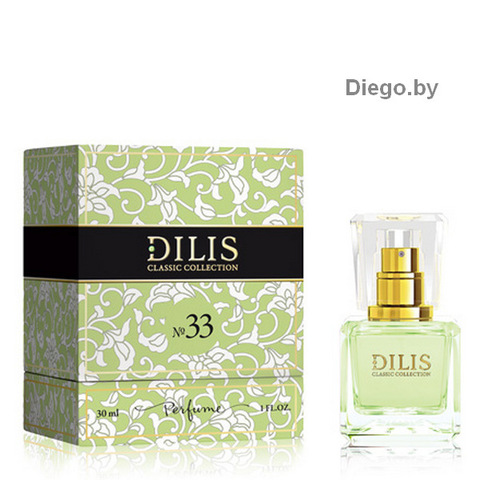 Духи Dilis Classic Collection №33