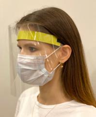 Защитный полимерный щиток(Экран)Face Shield Protection производства компании «Олл Дент»