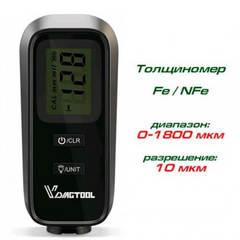 Толщиномер для ЛКП Vdiagtool VC 100 характиристики