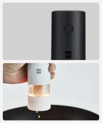 Электрическая мельница для соли и перца Xiaomi HuoHou Electric Grinder White (Белый)