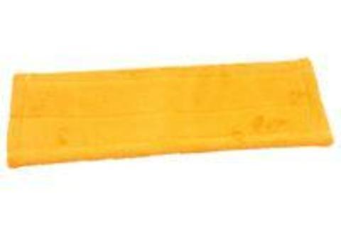 Моп для швабры из гладкой микрофибры 40 см