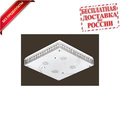 Потолочный LED светильник квадратный Clover 45 (до 15 кв.м)