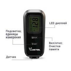 Толщиномер лакокрасочного покрытия Vdiagtool VC 100 описание элементов