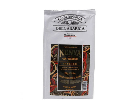 купить Кофе в зернах Compagnia Dell`Arabica Kenya, 250 г