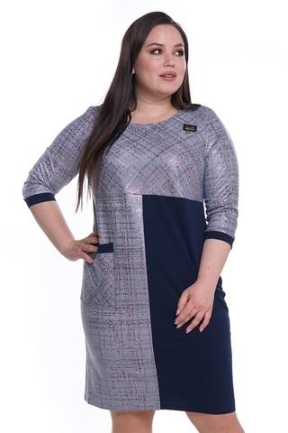 Платье-4067