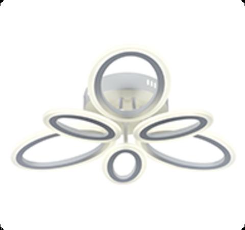 Потолочный светильник Escada 10207/6 LED*96W White