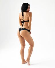 Плавки Nebbia Earth Powered brasil bikini - bottom 557 TR.Black