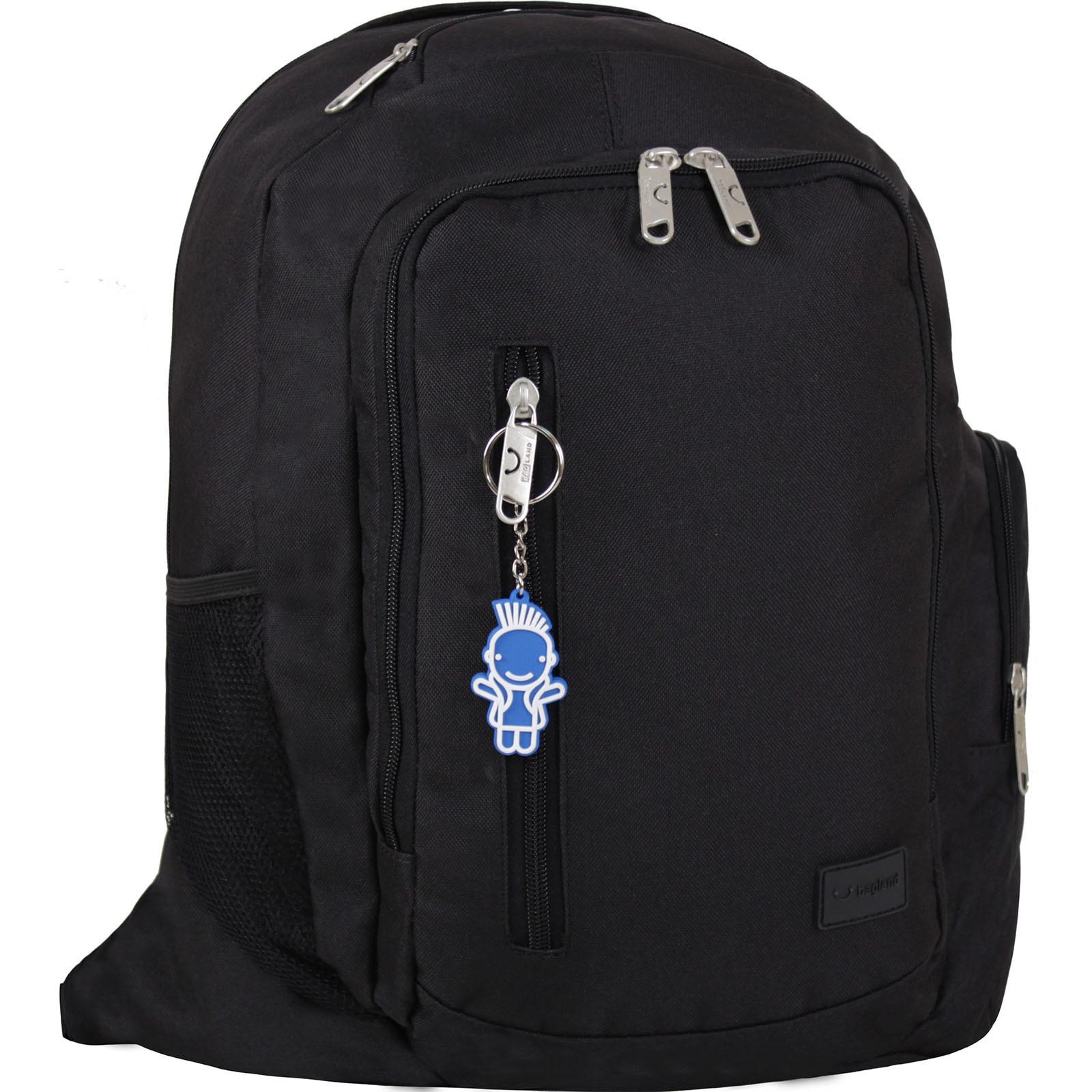 Городские рюкзаки Рюкзак для ноутбука Bagland Техас 29 л. Чёрный (00532662) IMG_1726.JPG