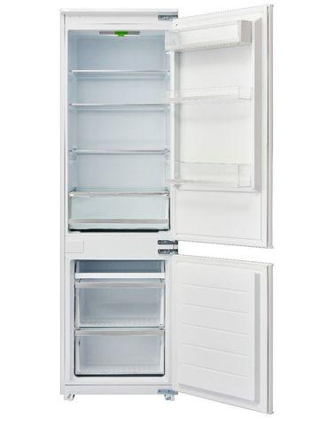 Встраиваемый двухкамерный холодильник Midea MRI7217